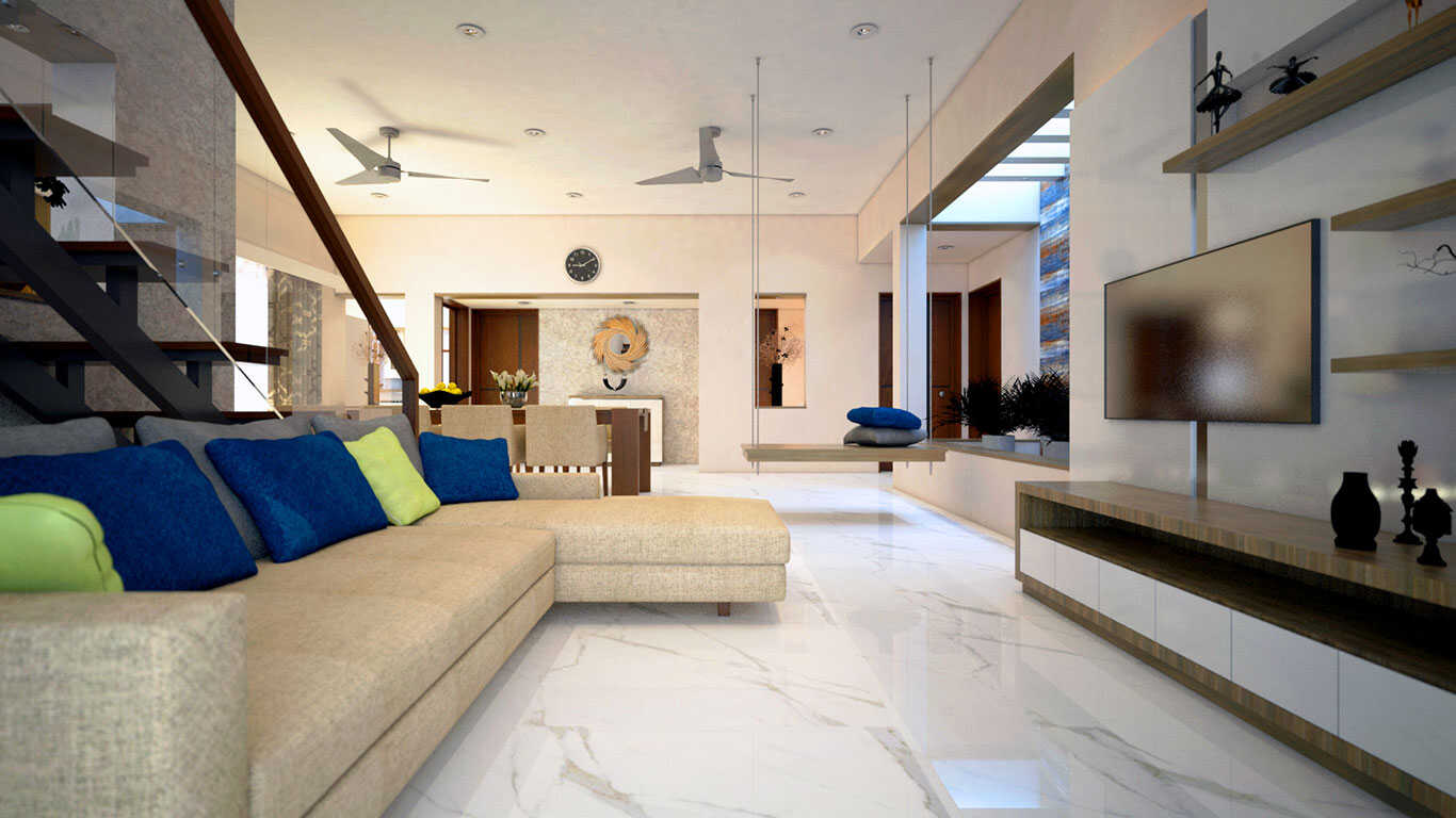 Interior and Exterior works